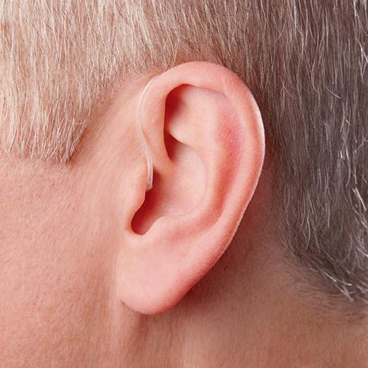 Tinnitus on ear
